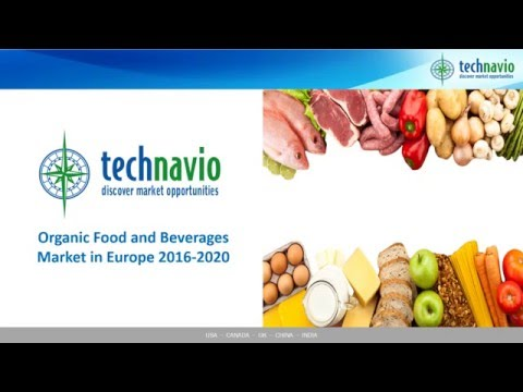 Organic Food and Beverages Market in Europe 2016-2020