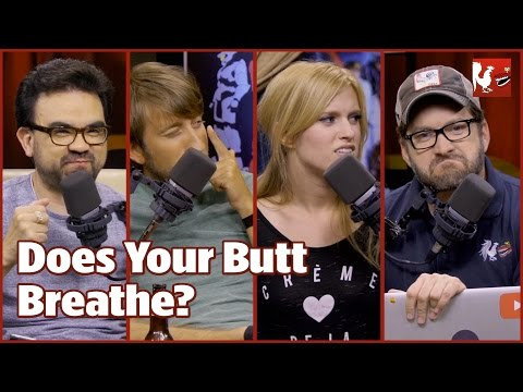 Does Your Butt Breathe? - RT Podcast #333