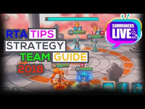 Summoners War Summoners Live RTA Conquer Tips Strategy Team Guide 2018 Indonesia
