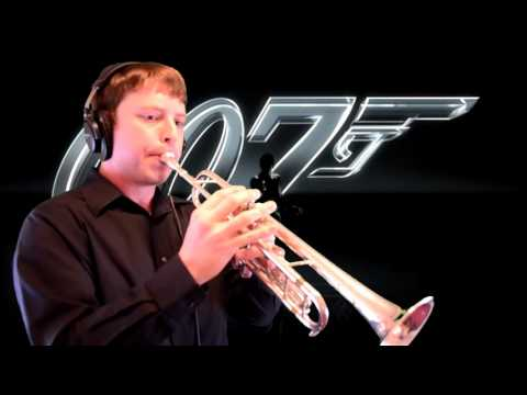James Bond Theme  Trumpet