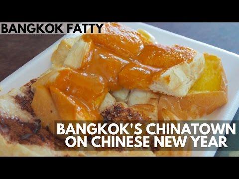 GetLost Vlog 4: Chinese New Year in Yaowarat, Bangkok's Chinatown
