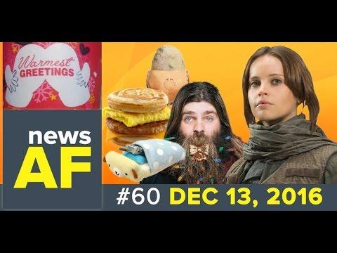 Nordstrom Holiday Rock is News AF - 12/13/16