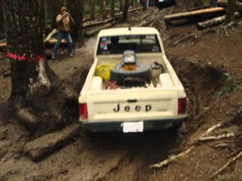 Life And Death Of My 1986 Jeep Comanche Youtube