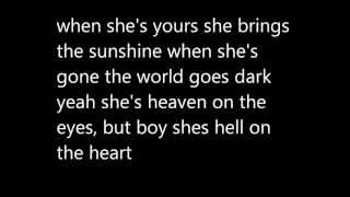 hell on the heart by eric church