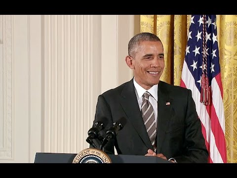 The President Delivers Remarks at the White House Summit on Worker Voice
