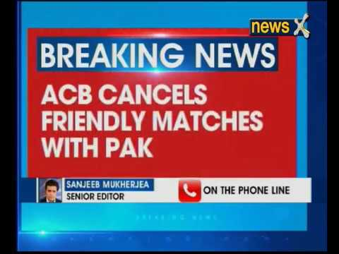 Post Kabul attack, Afghan Cricket Board cancels friendly matches with Pakistan
