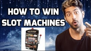 How to Win Slot Machines - Intro to Deep Learning #13