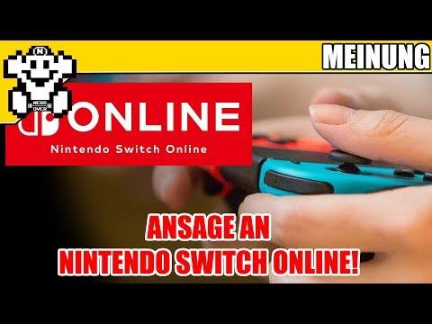 Ansage an Nintendo Online! (Eiskalt geklaut von Domi) - #MeinSenf