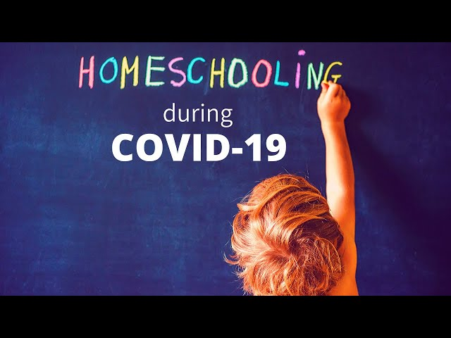 Homeschool and Keep Calm | Covid 19 Homeschool Tips from a Homeschooling Mom & Psychologist