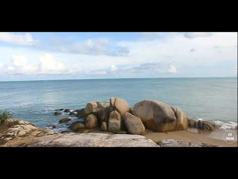 Ega Vlog, Enjoy Pasir Padi Beach And Escape Completely In Tikus Beach