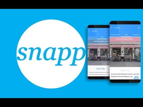 Review CNN: Snapp, la app para crear aplicaciones a bajo costo