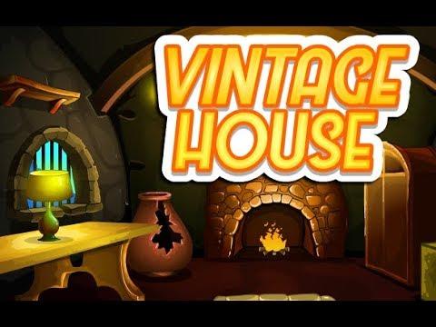 Vintage House Walkthrough | Mirchi Games | Escape Games