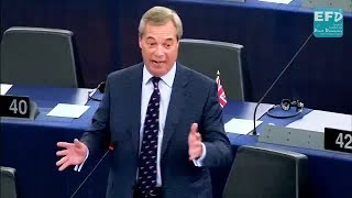 Fast-track appointment of Juncker henchman a perfect stitch-up - Nigel Farage MEP