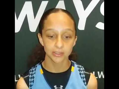 Kayia Starling (Carolina Elite/ Mac Williams Middle/ Fayetteville, NC) 2024 5'8 SG
