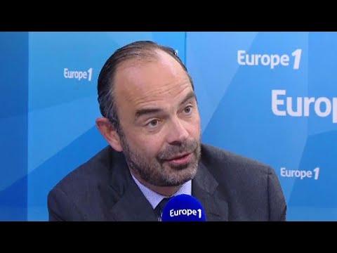 """Édouard Philippe souhaite que """"les plus riches cessent de partir"""""""