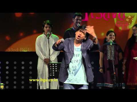Love me or Hate me song by Vijayaprakash @ 53rd BGU
