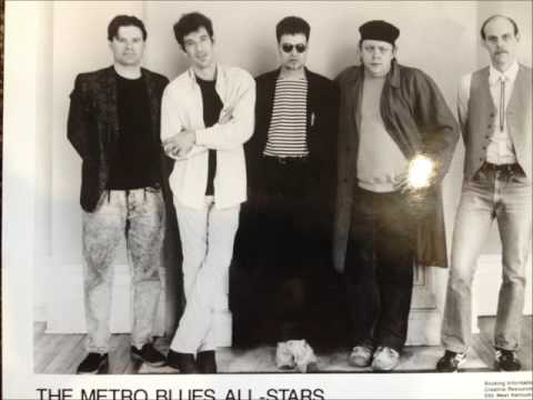 Metro Blues All Stars  Devil Gets His Due