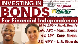 How to Invest In Bonds   OUR TOP PICKS & Our Strategy for Investing for Financial Independence