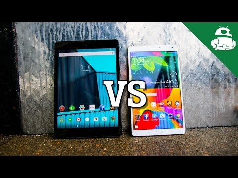 Nexus 9 Vs Galaxy Tab S 8.4