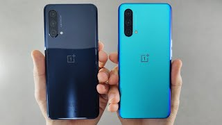 OnePlus Nord CE 5G Unboxing Blue Void & Charcoal Ink Color