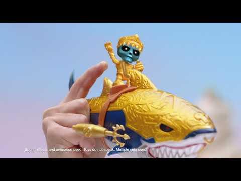 Treasure X SUNKEN GOLD SHARK'S TREASURE