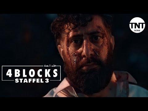 4 BLOCKS Staffel 3 Teaser Trailer German Deutsch: Starttermin & neuer Cast enthüllt   TNT Serie 2019