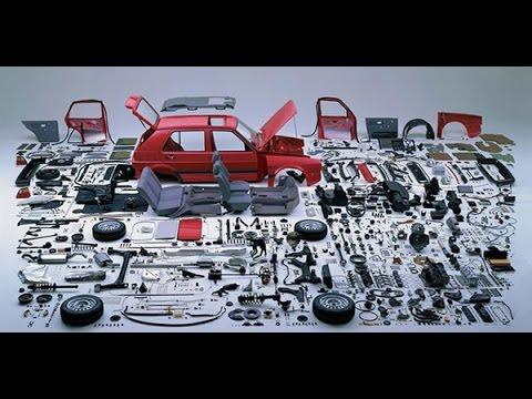Cuales Son los Componentes de un Automovil - Hogar Tv  por Juan Gonzalo Angel