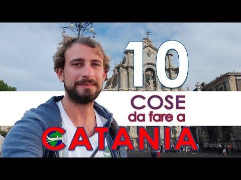 Cosa Vedere A CATANIA (Top 10)