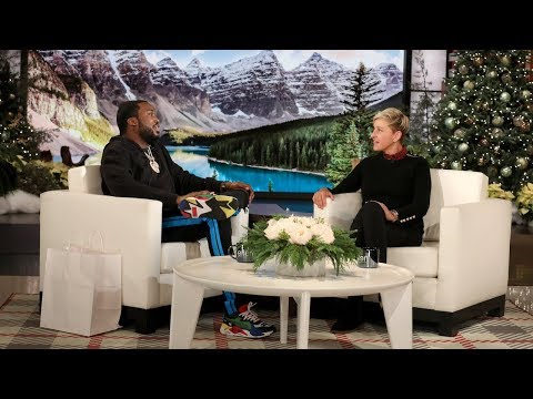 Meek Mill on Watching Ellen in Jail, and Pushing for Crimina