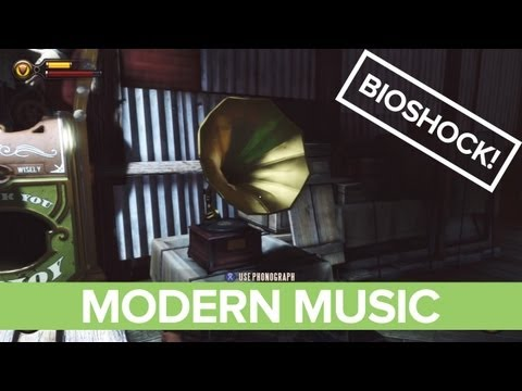 Bioshock Infinite Songs: All Modern Songs - Tainted Love, God Only Knows, Shiny Happy People