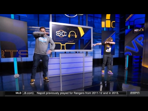 "Dan ""Big Cat"" Katz and PFT Commenter on SportsCenter with Scott Van Pelt 2.8.2017"