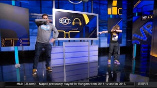 dan big cat katz and pft commenter on sportscenter with scott van pelt 2 8 2017