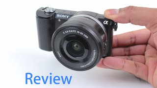 Sony A5000 Review | with Video Footage Test and Picture Test