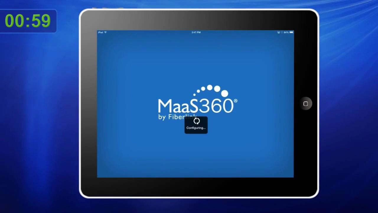 IBM MaaS 360 Product Demo