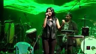 Nenjinile Nenjinile Live Shakthishree Gopalan At Festember 2014