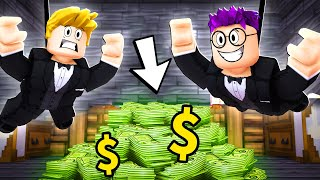 Can We BECOME SPIES & Pull Off A HUGE MONEY HEIST!? (ROBLOX HEIST STORY)
