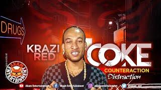 Krazi Red - Coke Counteraction [Audio Visualizer]