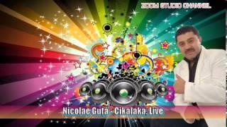 NICOLAE GUTA - CIKALAKA, LIVE, ZOOM STUDIO
