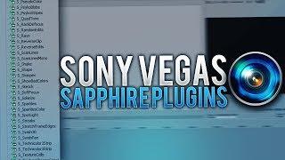 Sony Vegas Pro Sapphire Plugin Nasıl İndirilir (2018)