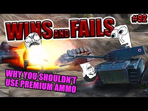 World of Tanks - SPLASH DAMAGE [Funtage Episode 92]