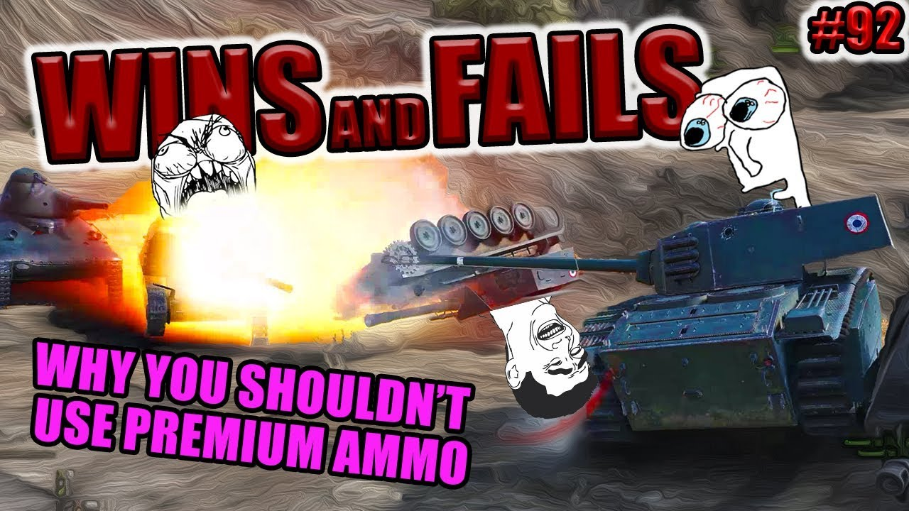 World of Tanks – SPLASH DAMAGE [Funtage Episode 92]