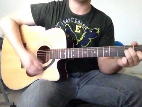 So far Away- A7X (Acoustic Guitar Cover)