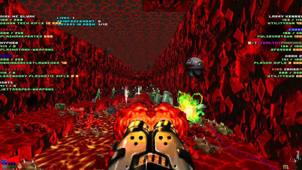 Complex Doom Invasion - v0 99 7h - Zandronum