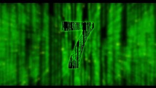 Countdown Timer 10 sec ( v 526 ) style: matrix code + sound effects + voice HD!