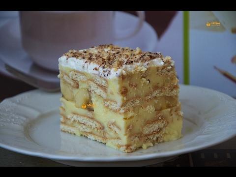 Najjednostavniji kolač na svijetu - Sašina kuhinja - YouTube