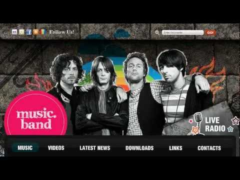 Music Joomla Templates