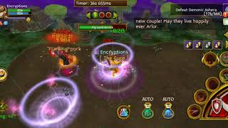 Arcane Legends How to Solo Orrick fast as warrior