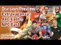 Division Preview Extravaganza: AFC East & NFC East | Footballerei SHOW