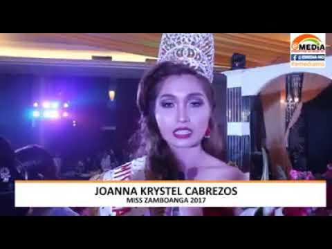 Miss Zamboanga 2017