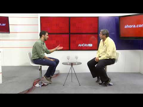 AHORA TV | Entrevista con Guillermo Grieve